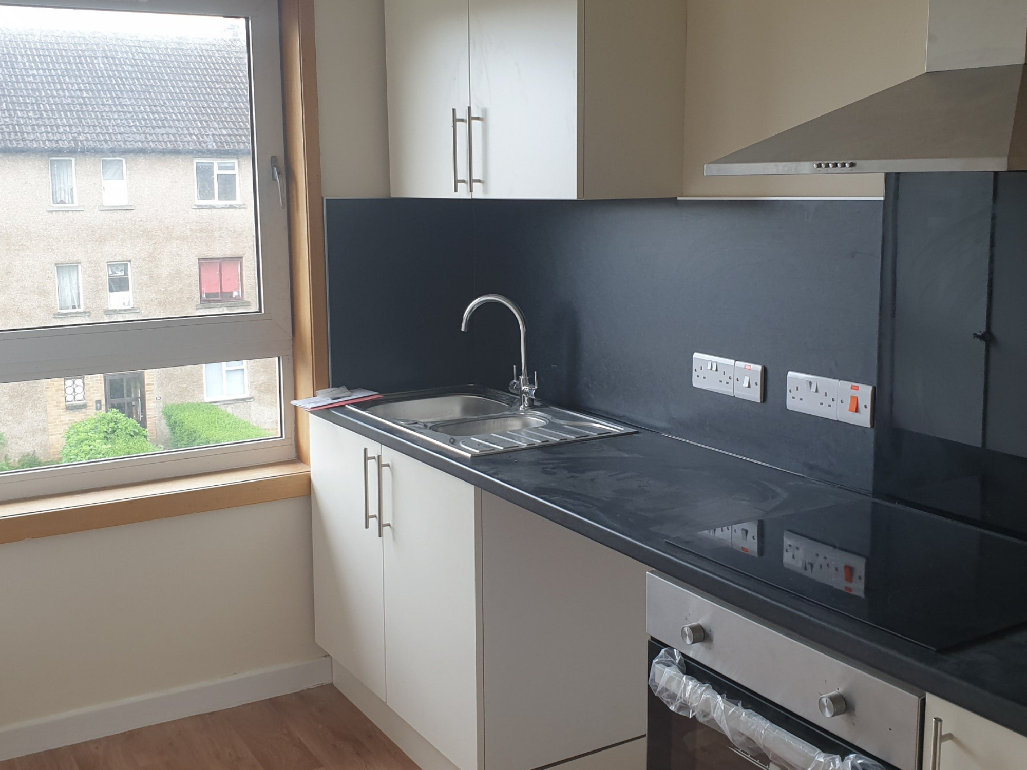 Full kitchen refit by Colcro at Kenmay Gardens
